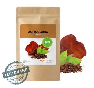 Auricularia-bio-powder